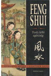 Feng Shui - MEYER,HERMANN, Günther Sator - Régikönyvek