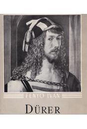 Dürer - Fenyő Iván - Régikönyvek
