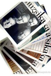 Muzsika 2002. 45. évfolyam (hiányos) - Feuer Mária - Régikönyvek