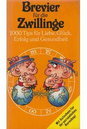 Brevier für die Zwillinge - Fidelsberger, Heinz - Régikönyvek