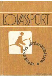 Lovassport - Flandorffer Tamás - Régikönyvek
