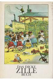 Das dicke Zille Buch - Flügge, Gerhard - Régikönyvek