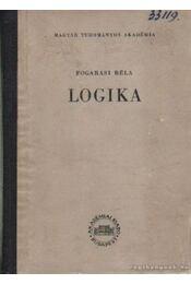 Logika - Fogarasi Béla - Régikönyvek