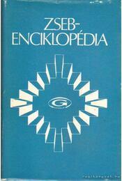 Zsebenciklopédia - Főgler Klára - Régikönyvek