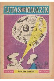 Ludas Magazin 1978. 5. szám - Földes György - Régikönyvek
