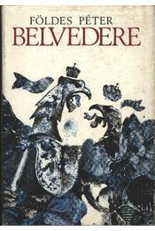 Belvedere - Földes Péter - Régikönyvek