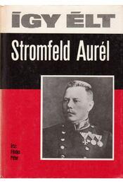 Így élt Stromfeld Aurél - Földes Péter - Régikönyvek