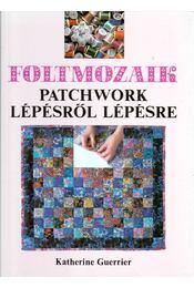 Foltmozaik - Katharine Guerrier - Régikönyvek