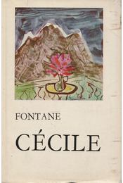 Cécile - Fontane, Theodor - Régikönyvek