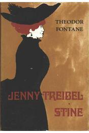 Jenny Treibel / Stine - Fontane, Theodor - Régikönyvek