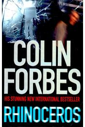 Rhinoceros - Forbes, Colin - Régikönyvek