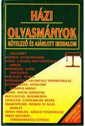 Házi olvasmányok - Forgács Anna, Osztovics Szabolcs - Régikönyvek