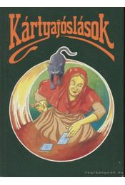 Kártyajóslások - Forgács György - Régikönyvek