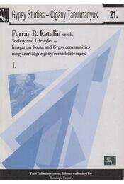 Society and Lifestyles - Forray R. Katalin szerk. - Régikönyvek