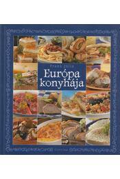 Európa konyhája - Frank Júlia - Régikönyvek