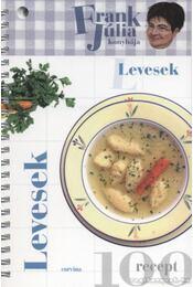 Levesek - Frank Júlia - Régikönyvek
