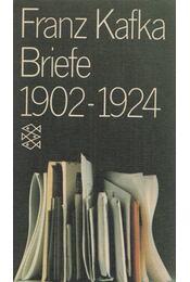 Briefe 1902-1924 - Franz Kafka - Régikönyvek