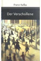 Der Verschollene (Amerika) - Franz Kafka - Régikönyvek