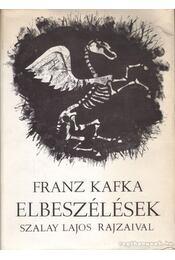 Elbeszélések - Franz Kafka - Régikönyvek