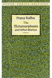 The Metamorphosis and Other Stories - Franz Kafka - Régikönyvek