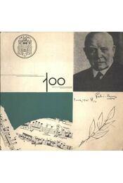 Franz Lehár (1870-1970) - Régikönyvek