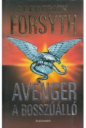 Avenger - A Bosszúálló - Frederick Forsyth - Régikönyvek