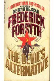 The Devil's Alternative - Frederick Forsyth - Régikönyvek