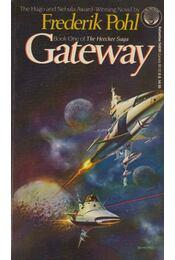 Gateway - Frederik Pohl - Régikönyvek