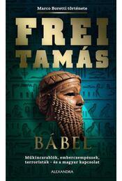 Bábel - Frei Tamás - Régikönyvek