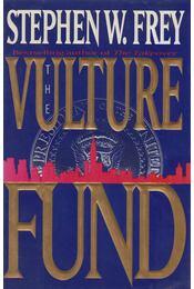 The Vulture Fund - FREY, STEPHEN W, - Régikönyvek