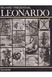 Leonardo - Friedenthal, Richard - Régikönyvek