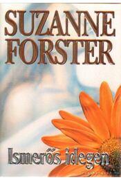 Ismerős idegen - Froster,Suzanne - Régikönyvek