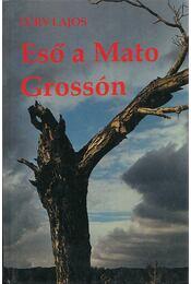 Eső a Mato Grossón - Füry Lajos - Régikönyvek
