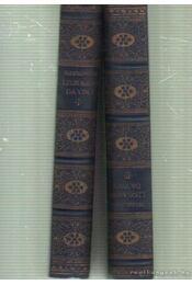 Leonardo da Vinci I-II. kötet - Mereskovszkij, Dimitrij - Régikönyvek