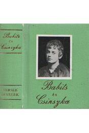 Babits és Csinszka (minikönyvek) - Gál István - Régikönyvek