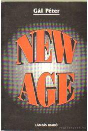 New Age - Gál Péter - Régikönyvek