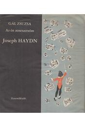 Az én zeneszerzőm Joseph Haydn - Gál Zsuzsa - Régikönyvek