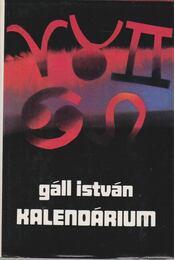 Kalendárium - Gáll István - Régikönyvek