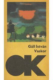 Vaskor - Gáll István - Régikönyvek