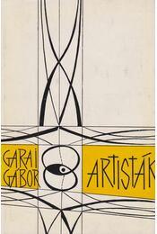 Artisták - Garai Gábor - Régikönyvek