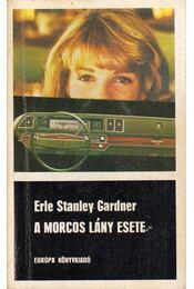 A morcos lány esete - Gardner, Erle Stanley - Régikönyvek