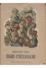 Egri csillagok - Gárdonyi Géza - Régikönyvek