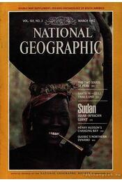 National Geographic 1982 March - Garrett, Wilbur E. - Régikönyvek