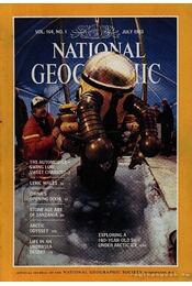 National Geographic 1983 July - Garrett, Wilbur E. - Régikönyvek