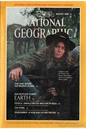 National geographic 1985 August - Garrett, Wilbur E. - Régikönyvek