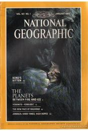 National geographic 1985 January - Garrett, Wilbur E. - Régikönyvek