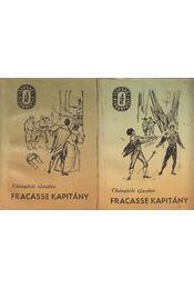 Fracasse kapitány I-II. kötet - Gautier, Théophile - Régikönyvek