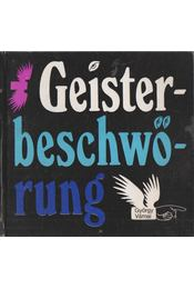 Geisterbeschwörung - Várnai György - Régikönyvek