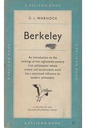 Berkeley - Geoffrey J. Warnock - Régikönyvek