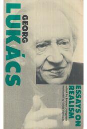 Essays On Realism - Georg Lukács - Régikönyvek